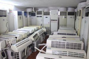 西宁柜式机空调回收,品牌空调回收