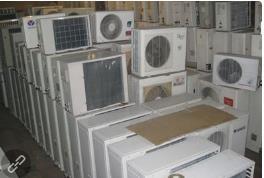 西宁空调回收 中央空调回收 回收二手风管机 美的空调回收
