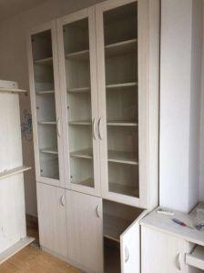 西宁办公家具回收,西宁二手办公家具回收,大班台、文件柜回收